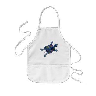 Sea Turtle Toddler Apron