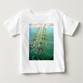 Sea Turtle Tracks Infant T-Shirt