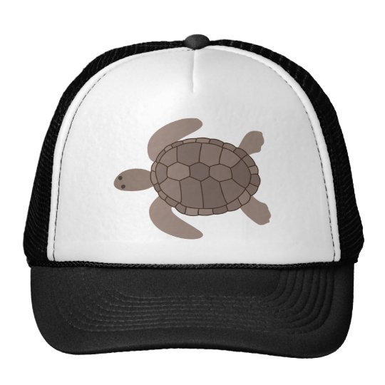 Sea Turtle Trucker Hat