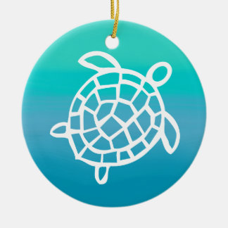 Sea Turtle Ornaments & Keepsake Ornaments | Zazzle