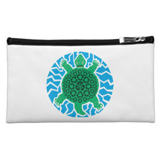 Sea Turtles and Recycling Makeup Bags