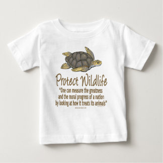 Sea Turtles Baby T-Shirt