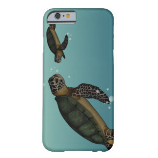 Sea Turtles Barely There iPhone 6 Case
