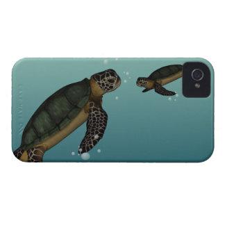 Sea Turtles iPhone 4 Case