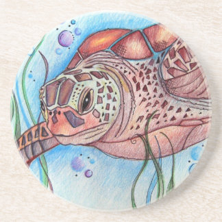Sea Turtles Coasters