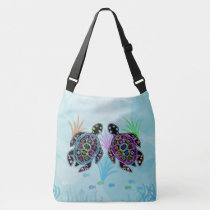 Sea Turtles Crossbody Bag