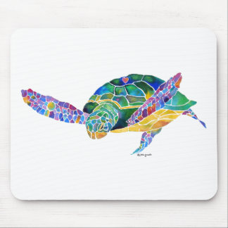 Sea Turtles from the Ocean Mouse Pad
