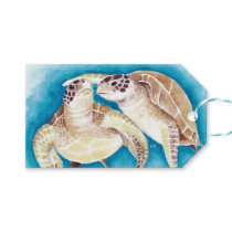 Sea Turtles Gift Tags