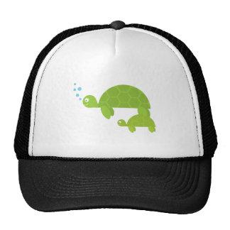 Sea Turtles Mesh Hats