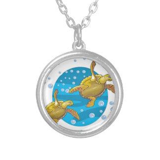 Sea Turtles Necklace