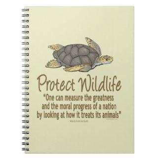 Sea Turtles Notebooks