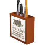 Sea Turtles Pencil Holder