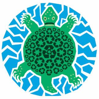 Sea Turtles, Recycling Cutout