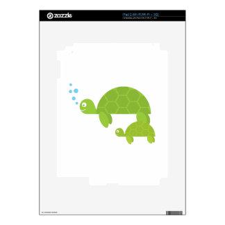 Sea Turtles iPad 2 Skin