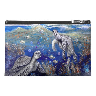 Sea Turtles Travel Accessory Bag Travel Accessory Bag