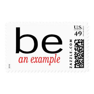 Sea un ejemplo sellos