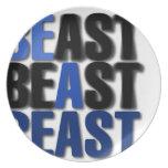 Sea una bestia platos de comidas
