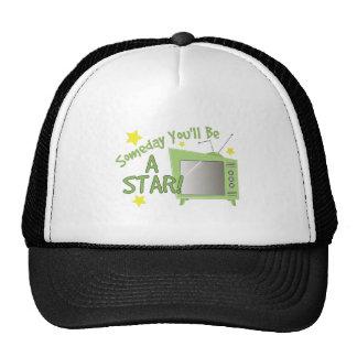 Sea una estrella gorro de camionero