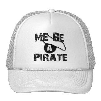 Sea una ropa y regalos del pirata gorros