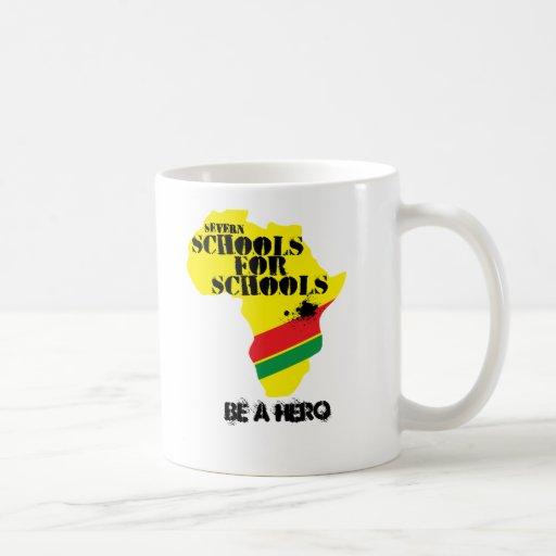 Sea una taza del héroe