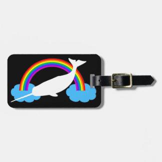 Sea Unicorn Tags For Luggage