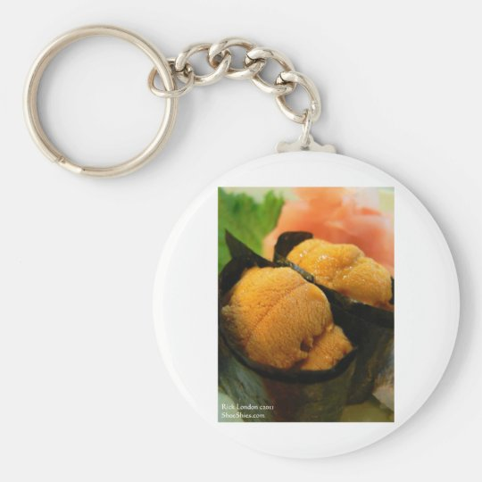 Sea Urchin Tees Gifts Cards & Other Gifts Keychain
