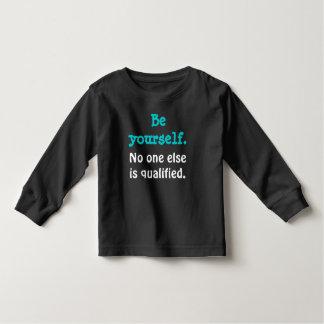 Sea usted mismo ~ que ninguna otra es camiseta