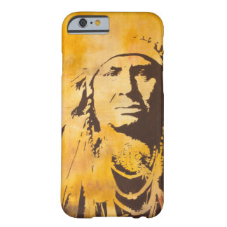 """Sea valiente "" Funda Para iPhone 6 Barely There"
