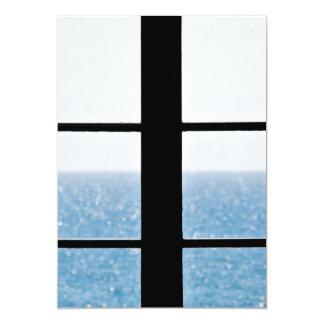 Sea view card