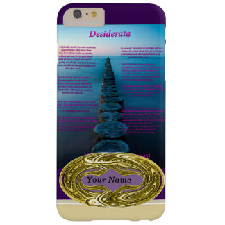 Sea View Barely There iPhone 6 Plus Case