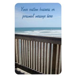 Sea View Custom Magnet
