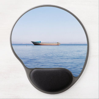 sea view gel mouse pad