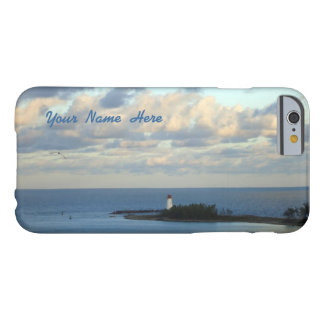 Sea View II Custom Barely There iPhone 6 Case