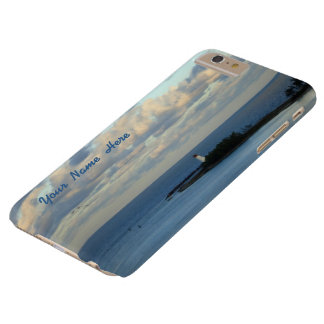 Sea View II Custom Barely There iPhone 6 Plus Case