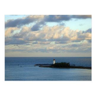 Sea View II Custom Postcards