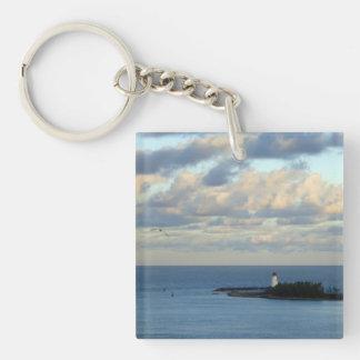 Sea View II Keychain