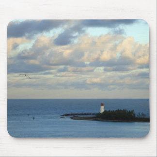 Sea View II Mouse Pad