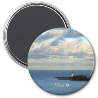 Sea View II Nassau Magnet