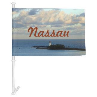 Sea View II Car Flag