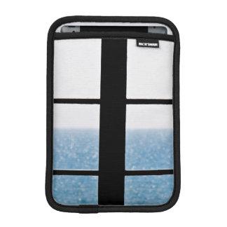 Sea view iPad mini sleeve