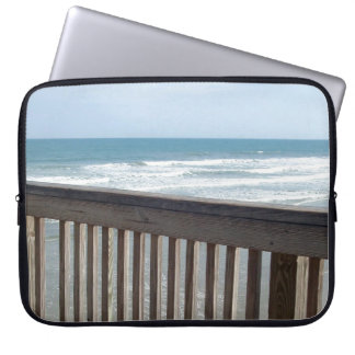Sea View Laptop Computer Sleeve
