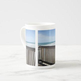 Sea View Tea Cup