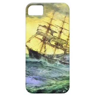 Sea voyage iPhone SE/5/5s case