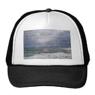 sea_wall_001 trucker hat
