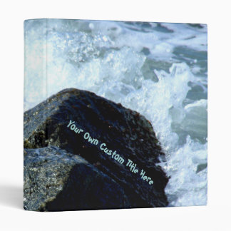 Sea Washed II Front Title Binder