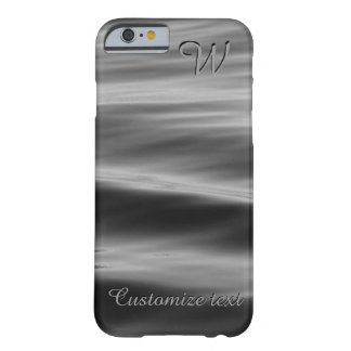 Sea Water Black and White Fine Art Photo by Aston Barely There iPhone 6 Case