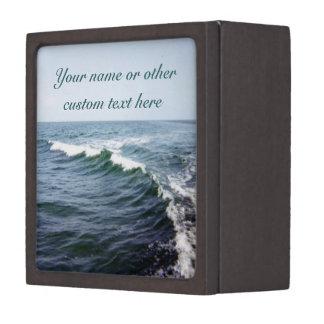 Sea Water Personalized Gift Box