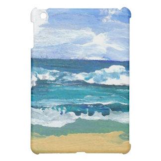 Sea Waves at Play - CricketDiane Ocean Art iPad Mini Covers