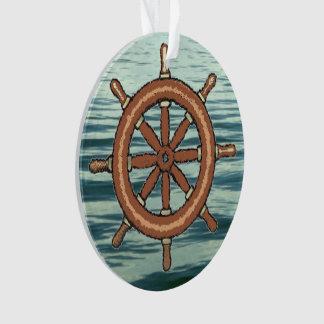 Sea Wheel Ornament