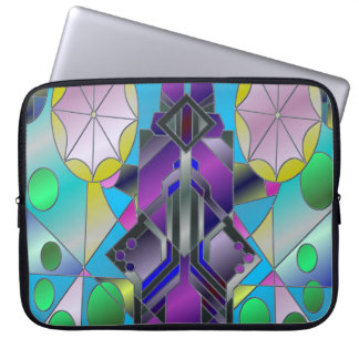 Sea Window Laptop Sleeve